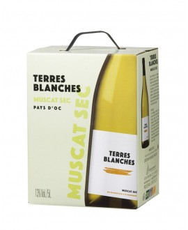 TERRES BLANCHES - 5 LITRES...